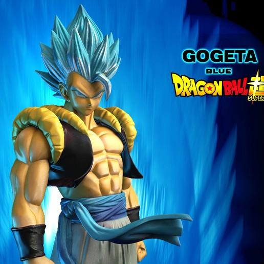 Download 3D printer templates Gogrta Blue GDT 3DScan, blueday66