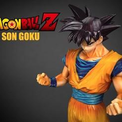 001.jpg Télécharger fichier STL Son fils Goku 3DScan • Modèle pour impression 3D, blueday66
