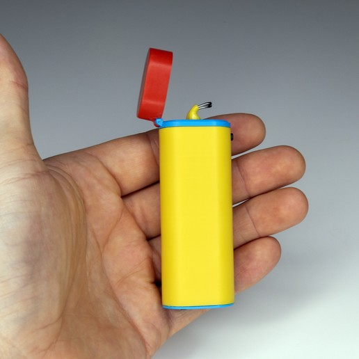 Download free 3D printing files Electric lighter, Ruvimkub