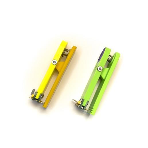 12.jpg Télécharger fichier STL gratuit Pince pour contrôleurs firmware 6 broches • Design imprimable en 3D, Ruvimkub