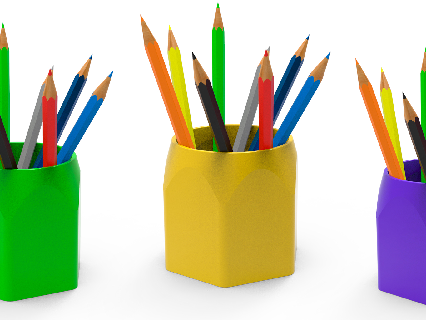 5.jpg Télécharger fichier STL gratuit Pot à crayons • Design pour imprimante 3D, Ruvimkub