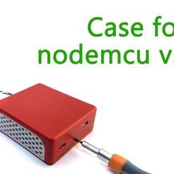 Descargar archivo 3D gratis Estuche para Ndemcu, Ruvimkub