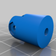Download free STL file Phone Stand • Model to 3D print, Ruvimkub