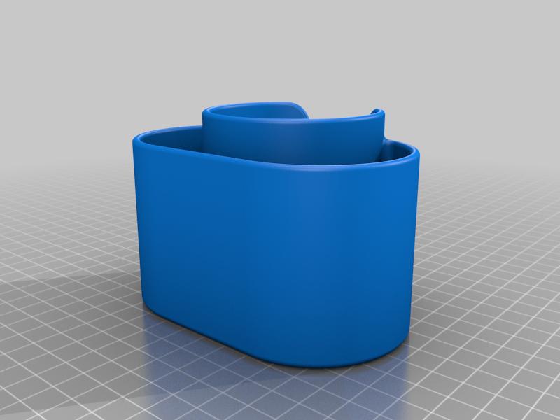 v2.png Télécharger fichier STL gratuit Support pour tiges et disques de coton • Modèle imprimable en 3D, Ruvimkub