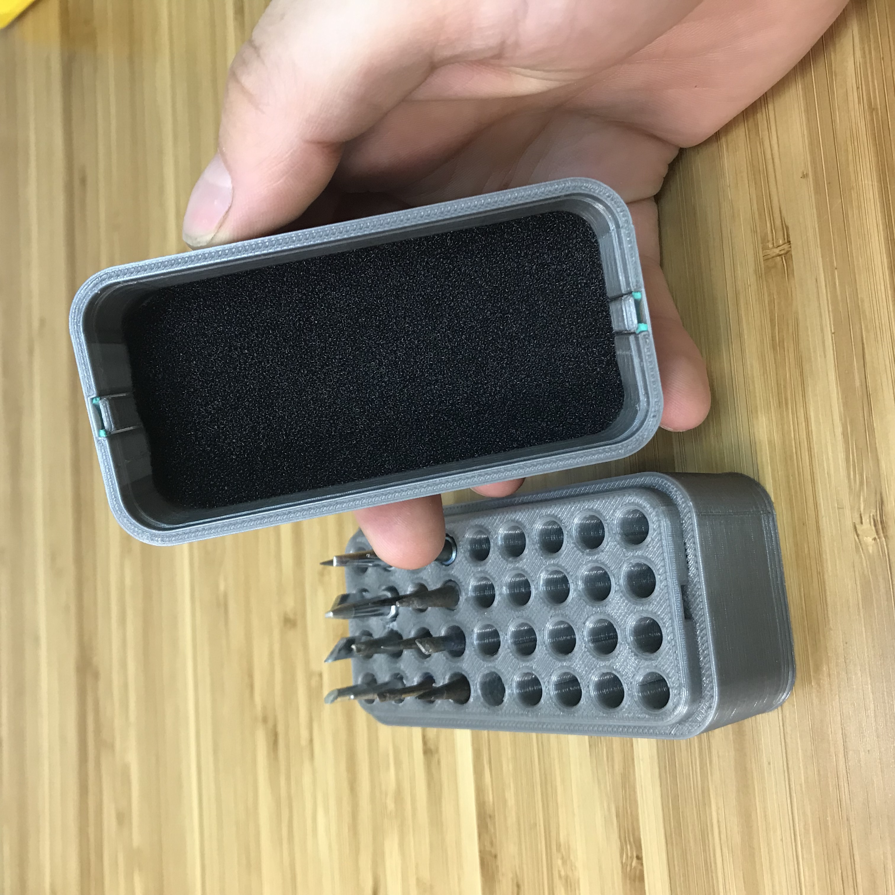 IMG_2713.JPG Download free STL file soldering iron storage box 900M-T • 3D print model, Ruvimkub