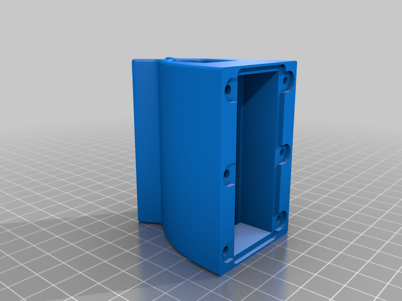 3.png Download free STL file Stand for toothpaste • 3D printer object, Ruvimkub