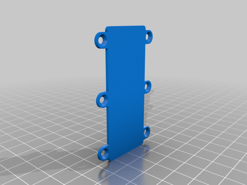 7.png Download free STL file Stand for toothpaste • 3D printer object, Ruvimkub