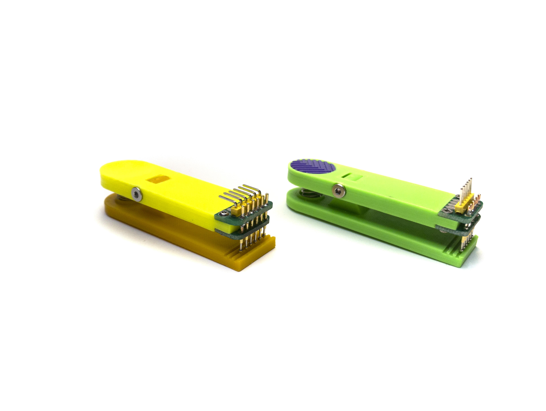 18.jpg Télécharger fichier STL gratuit Pince pour contrôleurs firmware 6 broches • Design imprimable en 3D, Ruvimkub