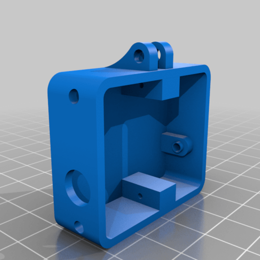 Body0.png Download free STL file Lifting Gear For Automatic Nozzle Cleaner • 3D print template, Ruvimkub