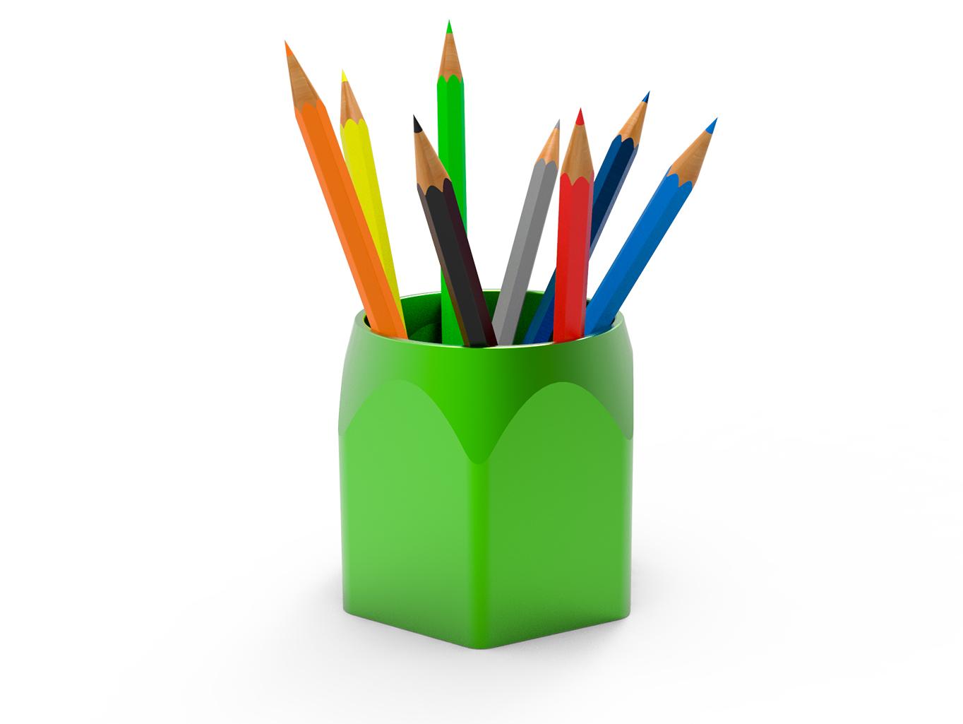 23.jpg Télécharger fichier STL gratuit Pot à crayons • Design pour imprimante 3D, Ruvimkub