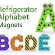 Download free 3D printing files Alphabet for children. A B C D E, Ruvimkub