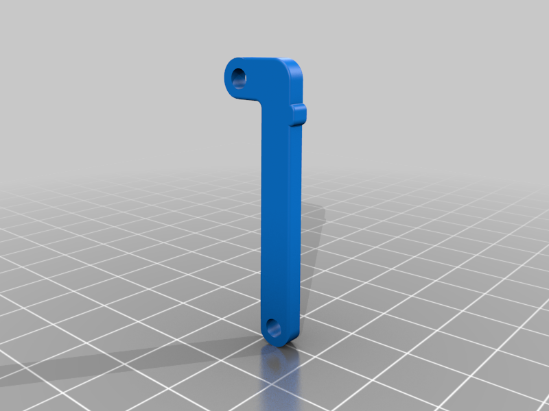 Back.png Download free STL file Lifting Gear For Automatic Nozzle Cleaner • 3D print template, Ruvimkub