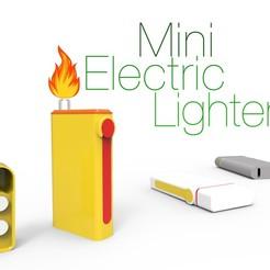Descargar Modelos 3D para imprimir gratis Mini encendedor, Ruvimkub