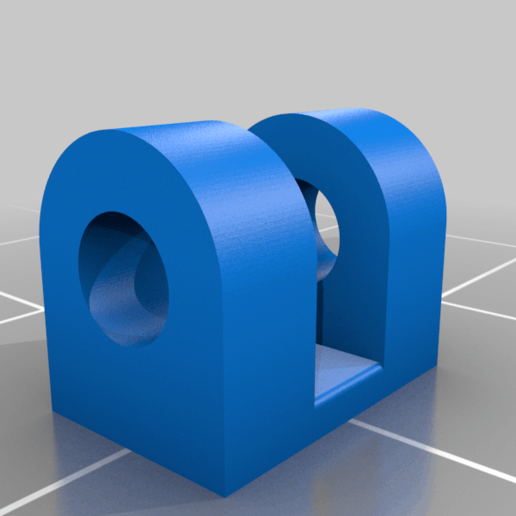 Ears.png Download free STL file Lifting Gear For Automatic Nozzle Cleaner • 3D print template, Ruvimkub