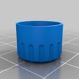 Download free STL file Disc Sander Duo. D50mm, D75mm • 3D printing design, Ruvimkub