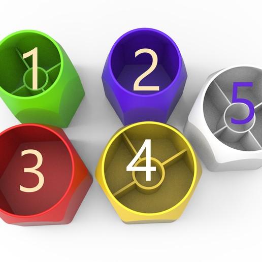 1.jpg Télécharger fichier STL gratuit Pot à crayons • Design pour imprimante 3D, Ruvimkub