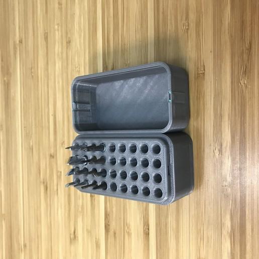 IMG_2712.JPG Télécharger fichier STL gratuit Boîte de rangement pour fer à souder 900M-T • Design pour impression 3D, Ruvimkub