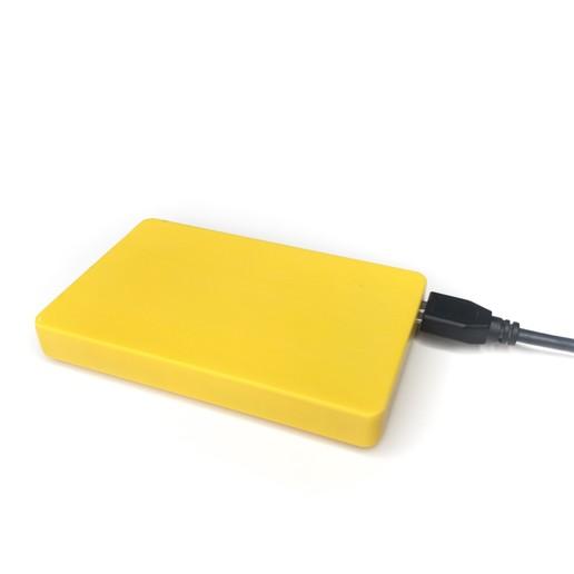 Download free STL file Mobile Hard Drive: 2.5 Inch USB 3.0 SATA • 3D printing model, Ruvimkub