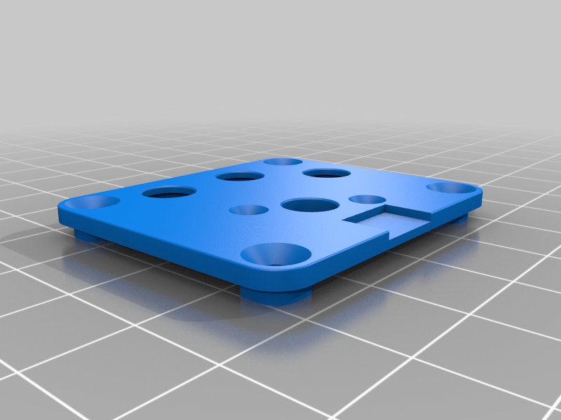 15mmMotor.png Download free STL file Lifting Gear For Automatic Nozzle Cleaner • 3D print template, Ruvimkub