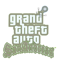 Download free 3D printing files GRAND THEFT AUTO san andreas key chain, Smok