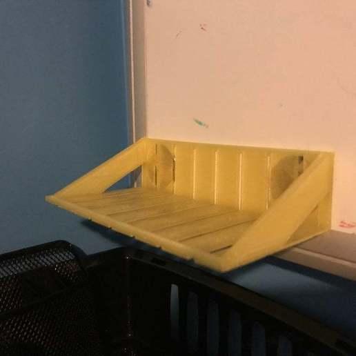 Télécharger fichier impression 3D gratuit Plateau magnétique pour tableau blanc, MakerMathieu
