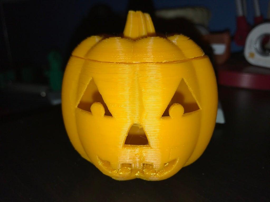 IMG_1955[1.JPG Télécharger fichier STL gratuit Halloween Jack-O-Lantern ! • Design imprimable en 3D, MakerMathieu