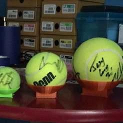 IMG_1048[1.JPG Télécharger fichier STL gratuit Porte-balles de tennis • Design pour impression 3D, MakerMathieu