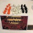 Download free STL Halloween Keychains!, MakerMathieu