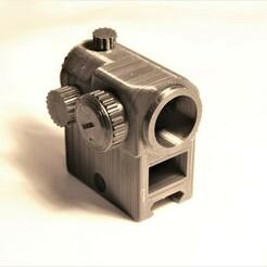 IMG_1989.JPG Télécharger fichier STL T1 Sight pour Airsoft (factice) • Modèle imprimable en 3D, atadam