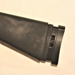 Download 3D printing designs M24 Type Stock for VSR10 / BAR10 or L96, atadam