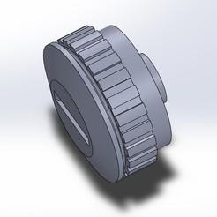 5mm.jpg Télécharger fichier STL T1 Sight pour Airsoft (factice) • Modèle imprimable en 3D, atadam