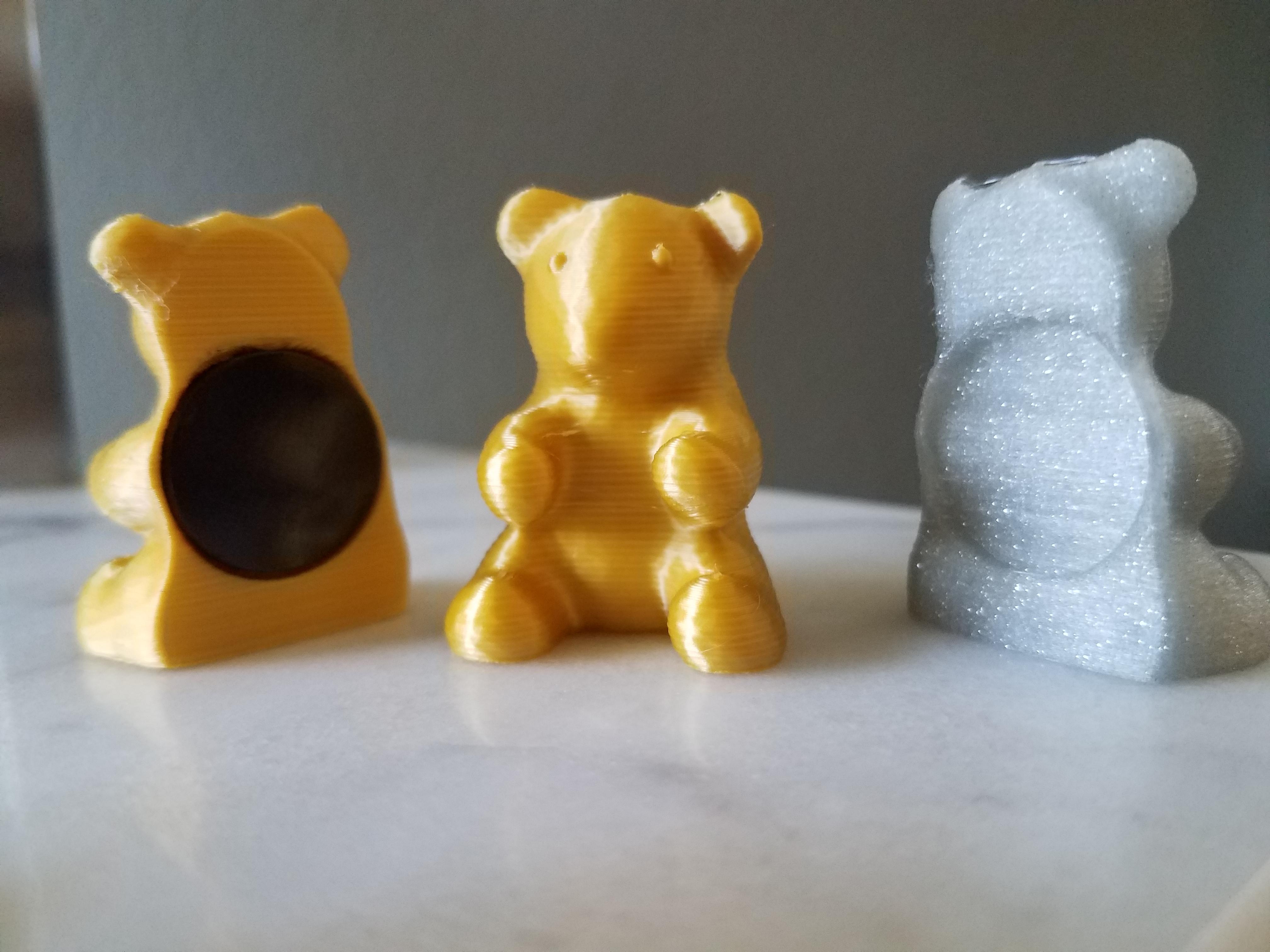 20190921_125156.jpg Télécharger fichier STL gratuit Ours en peluche pour l'aimant • Design pour imprimante 3D, abbymath
