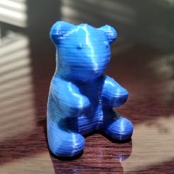Télécharger fichier STL gratuit Ours en peluche de Capsule • Plan pour impression 3D, abbymath