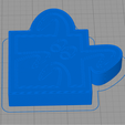 Download 3D printing templates Evil Anchor Alien Tessellation with Box, abbymath
