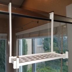 Download free 3D printer model Shower Caddy - Light Weight, abbymath