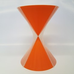 20191114_133135.jpg Download STL file Circular Cone • 3D printing model, abbymath