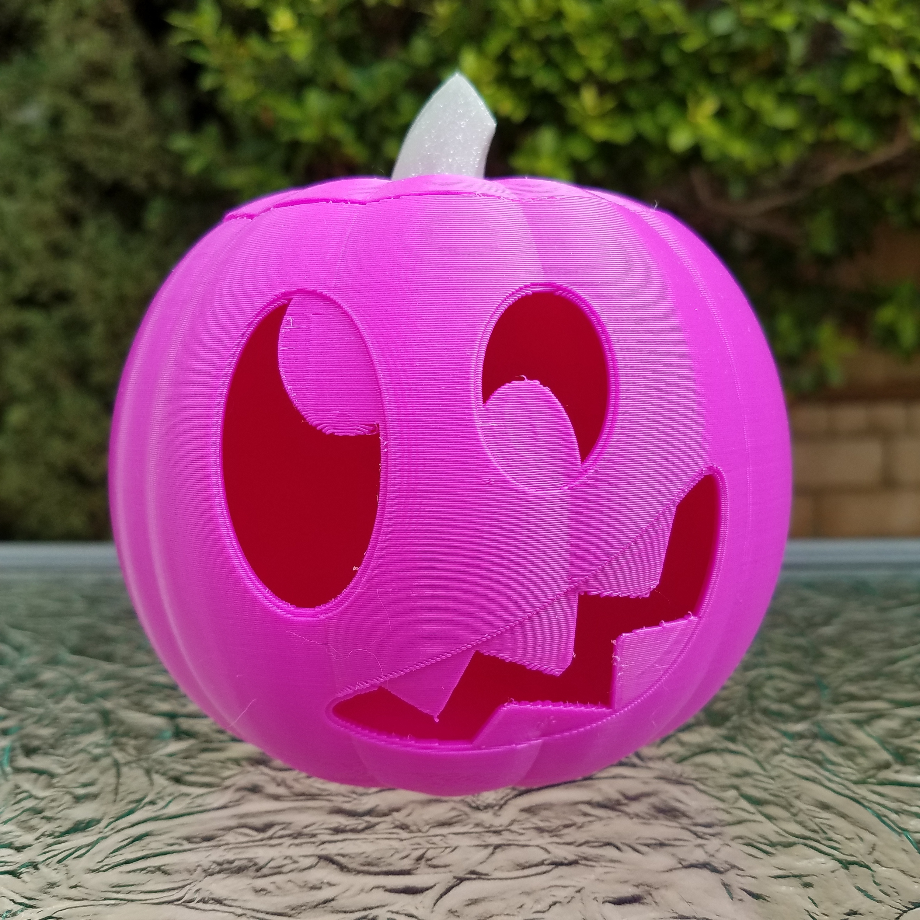 20201022_101407.jpg Download STL file Jack-O'-Lantern Silly Monster • 3D printing model, abbymath