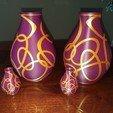 Download 3D printer files Ellipses Vase, abbymath