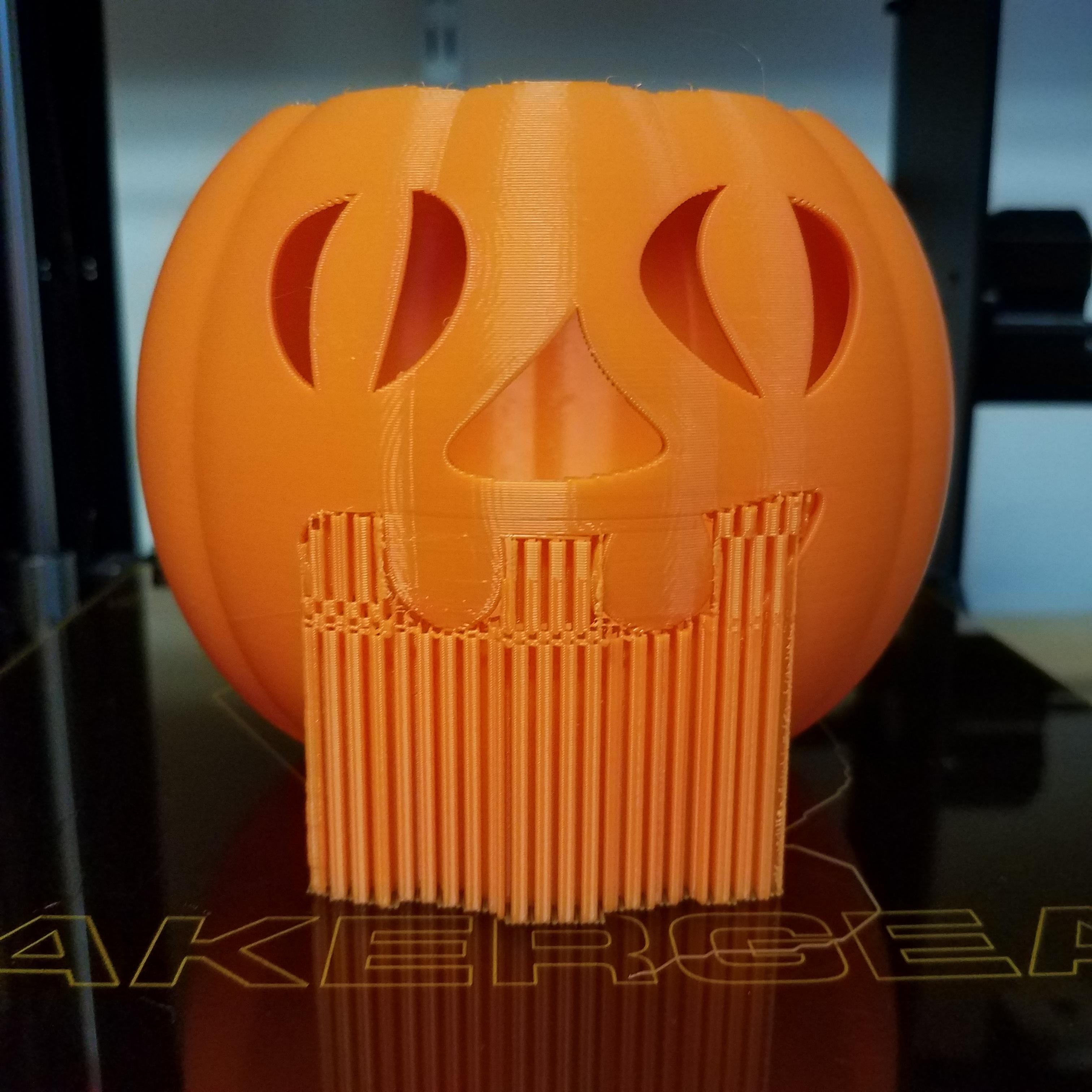 20201018_082929.jpg Download STL file Jack-O'-Lantern Funny Face • 3D printable design, abbymath