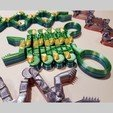 Download free STL file Grab Toy Infinite • 3D printing model, abbymath