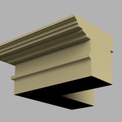 Portico Corner 1-10 v3.png Download free STL file MAS Portico Corner • 3D printing model, 3dprintnortheast