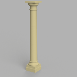 Tapered Column 1-10 v2.png Download free STL file MAS Tapered Column • 3D print model, 3dprintnortheast