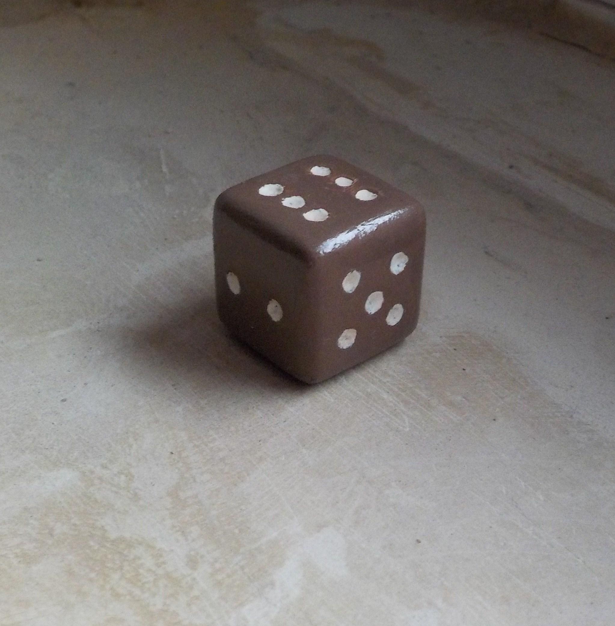 DSCN2418.JPG Download free STL file dice, stuffing article • 3D printable model, honorin