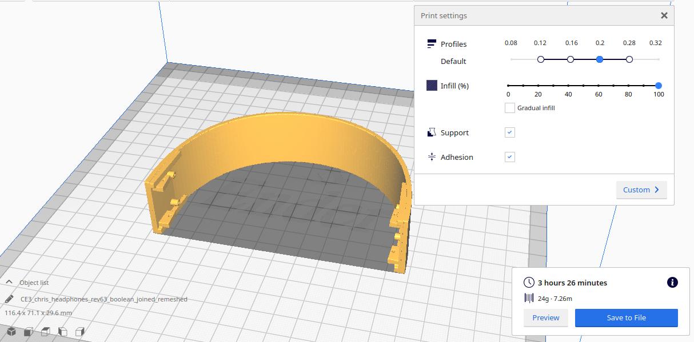 letscom_h10.png Télécharger fichier STL gratuit REMPLACEMENT DU BOUCLE-TÊTE Letscom H10 Casque d'écoute Bluetooth sans fil • Design imprimable en 3D, chrisneese