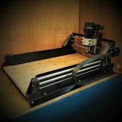 IMG_20201122_092219-2.jpg Download free STL file Dremel CNC Upgraded v2 • Design to 3D print, sokinkeso