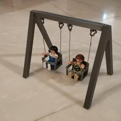 IMG_20190910_174100.jpg Download free STL file Playmobil playground swing • 3D printer design, sokinkeso