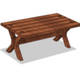 Download free 3D printing files Bench seat table for Playmobil playground, sokinkeso