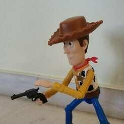 IMG_20201224_093245.jpg Download free STL file Toy Story Woody's Gun • Object to 3D print, sokinkeso