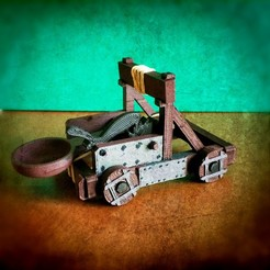 1596647624926.jpg Download STL file Playmobil Catapult • Object to 3D print, sokinkeso