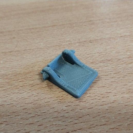 Télécharger objet 3D gratuit Clavier filaire Microsoft 200 Pieds de Remplacement, sokinkeso